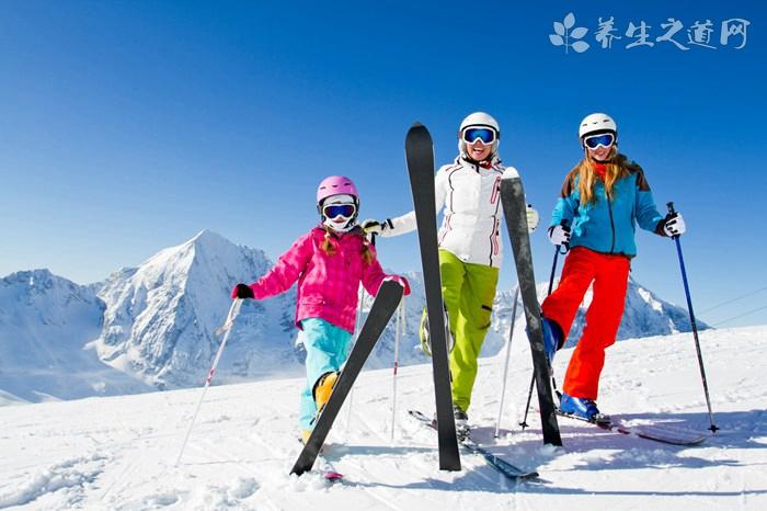 冬季滑雪怎么保护皮肤