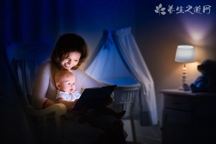 放宝宝睡觉的方法