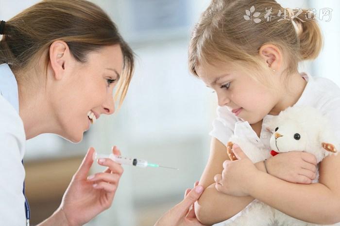 麻疹疫苗的不良反应