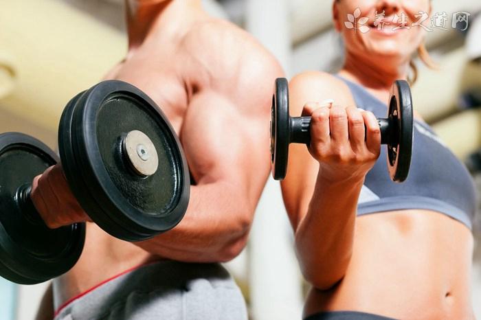 怎样练出肌肉