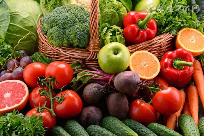湿疹过敏该吃哪些食物
