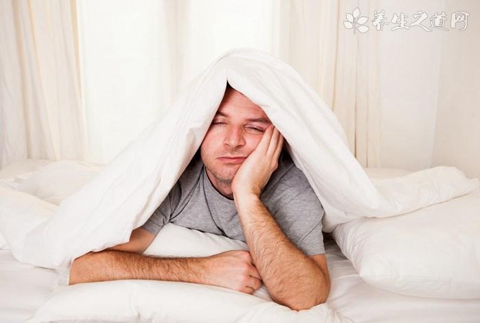 经常失眠心烦是怎么回事
