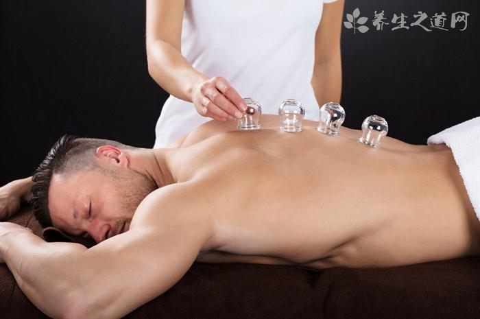 肩颈按摩手法