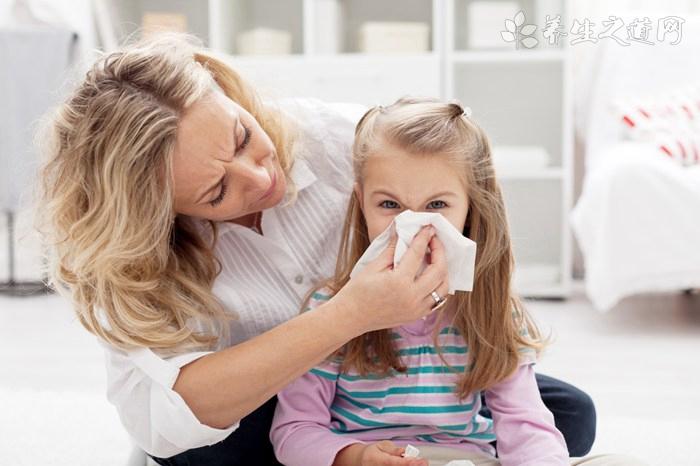 小孩流鼻血怎么回事