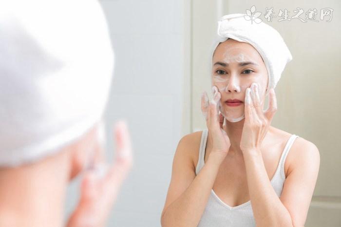 夏季油性皮肤怎样护肤