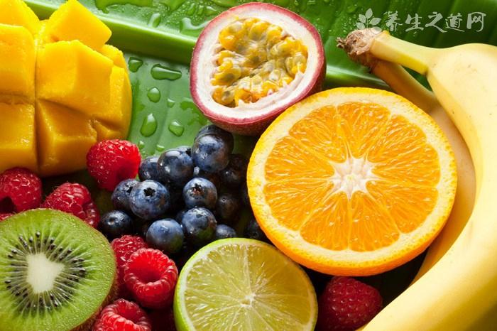 含维生素多的食物