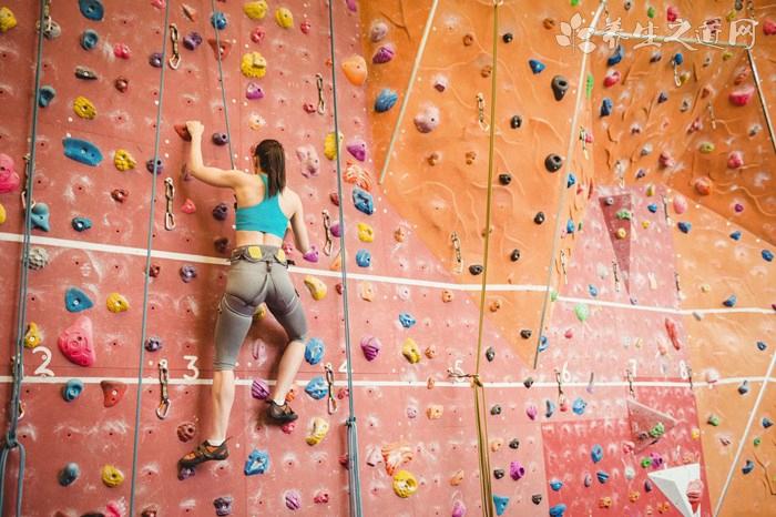 攀岩需要训练吗
