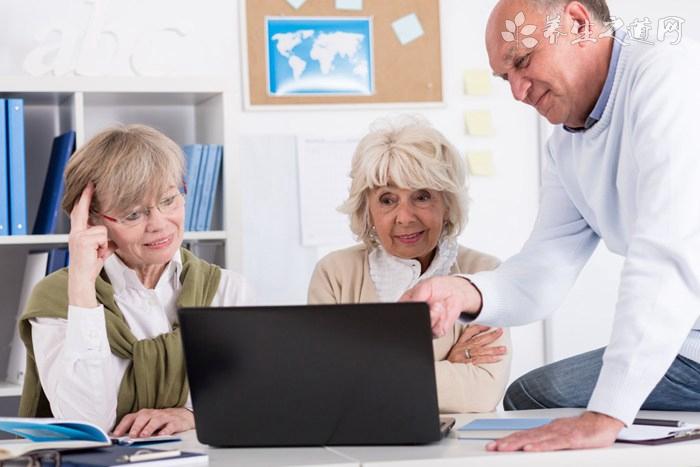 如何减缓老年人记忆力减退