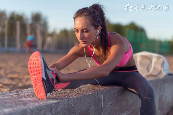 女人瘦肚子的最快方法