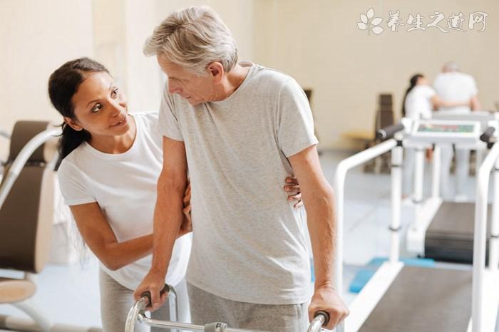 老人中风症状有哪些