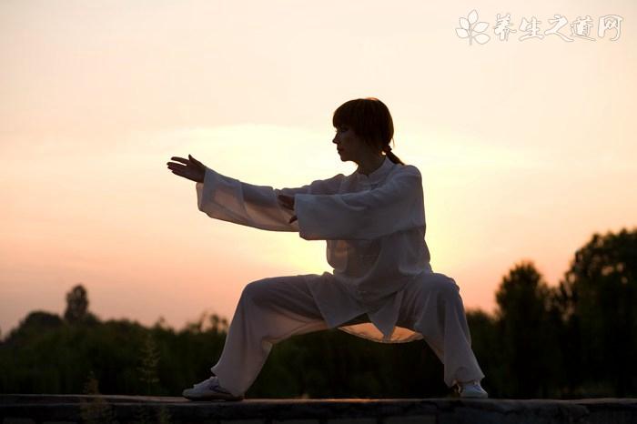 怎么练习太极拳