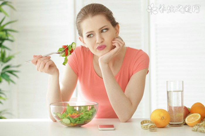 长期不吃蔬菜水果的危害