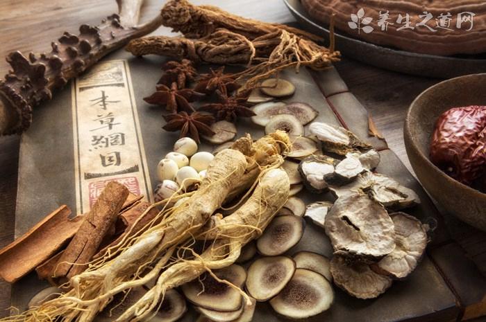 中医的养发护发方法