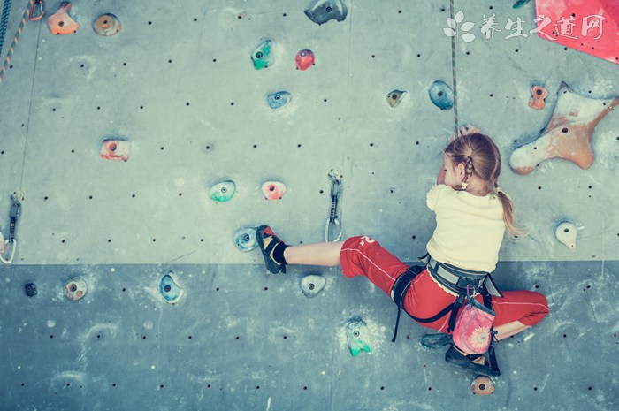 攀岩绳索怎么固定