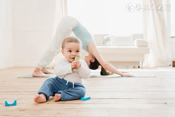孕期瑜伽为什么能促进顺产