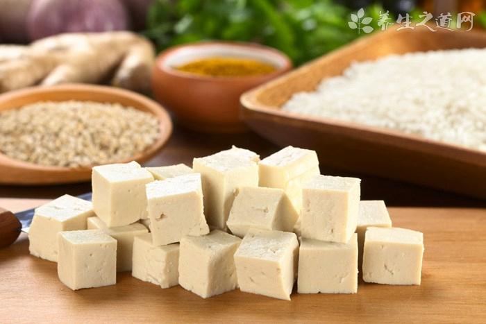 炒豆腐脑用什么豆腐