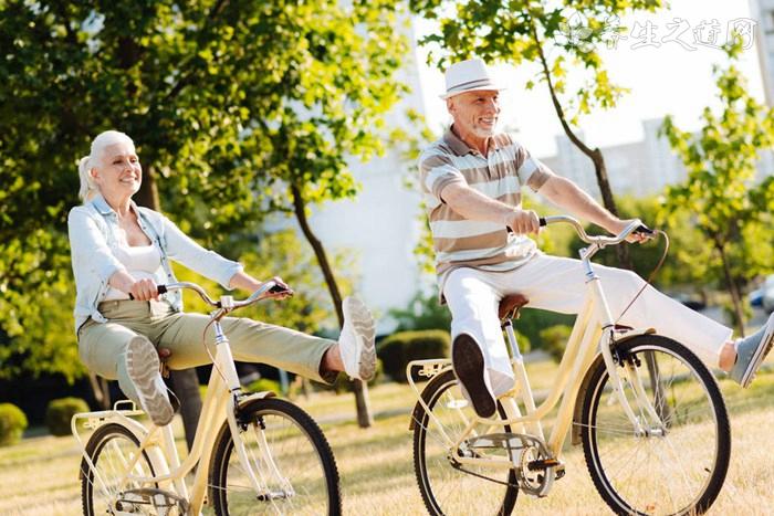 踩自行车有什么好处