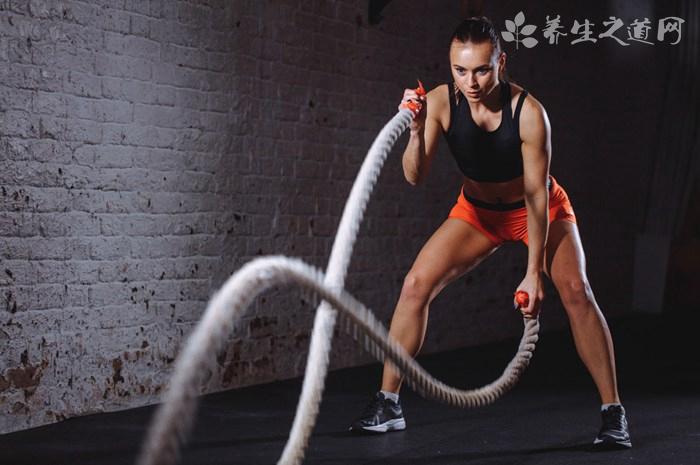 女性健身的几大误区