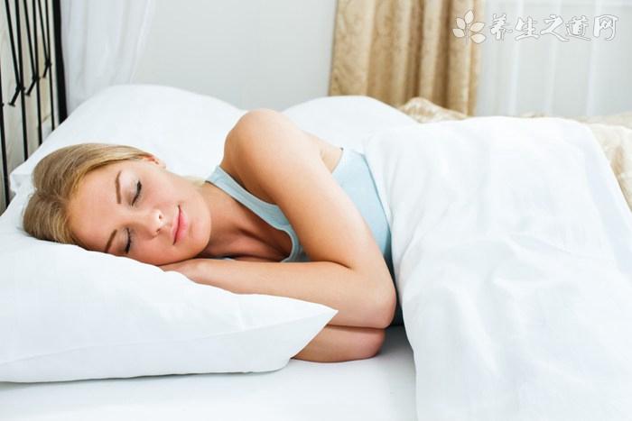老年人改善睡眠的方法