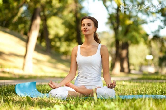 瑜伽可以排湿气吗