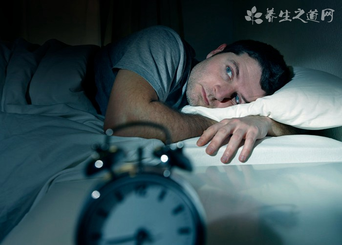 中年失眠原因