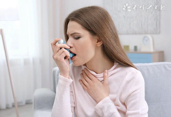 气喘和哮喘的区别