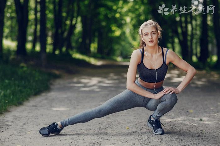 跑步能瘦大腿��