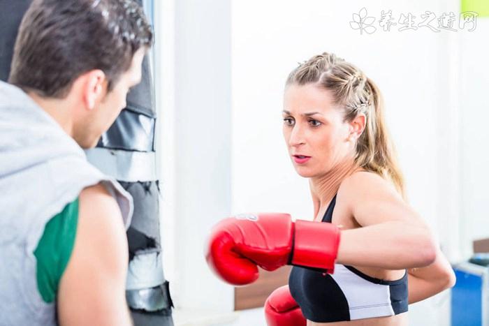 拳击和搏击的区别