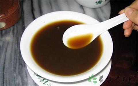 补血行滞汤