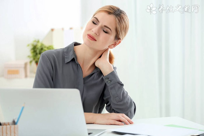 上班族怎样预防颈椎病