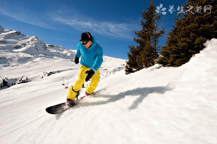 滑雪要注意什么