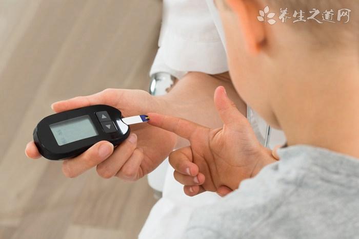 糖尿病足形成原因