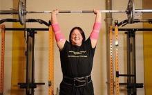 英国最强壮女人--西沃恩海仑