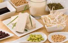大豆中植物性纤维影响补铁剂吸收