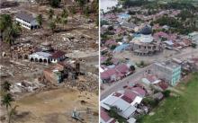 印尼大海啸十年后的巨变