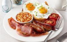 带你领略15个国家的早餐文化