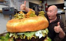 美国那些最贵的汉堡包