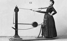 原来百年前的健身器材长这样