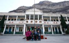 河南一所百人学校如今只剩5名学生