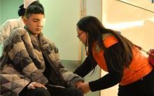 姚贝娜眼角膜成功移植给四川23岁小伙