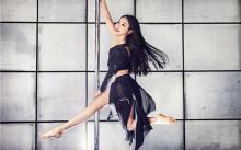 中国首届钢管舞美女大赛启动