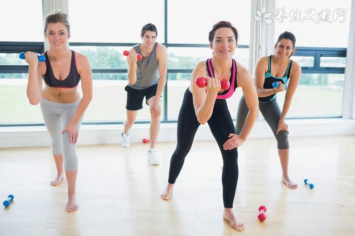 8种运动减肥法最瘦身