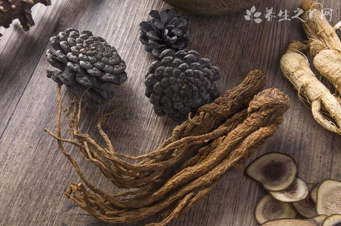 10种养生中药 增强体质延缓衰老