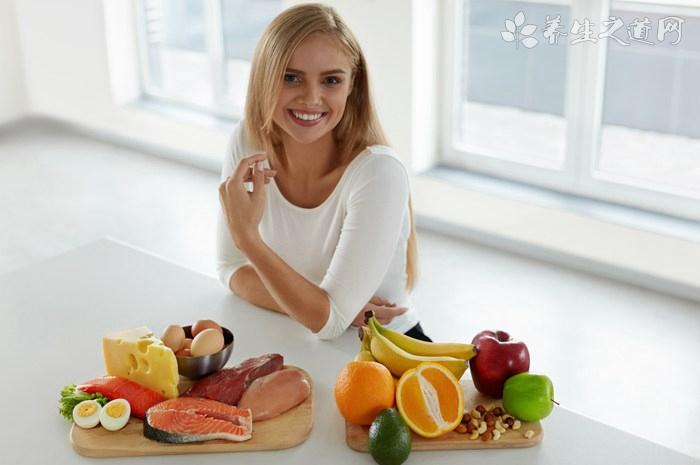 有效滋养秀发的8种水果