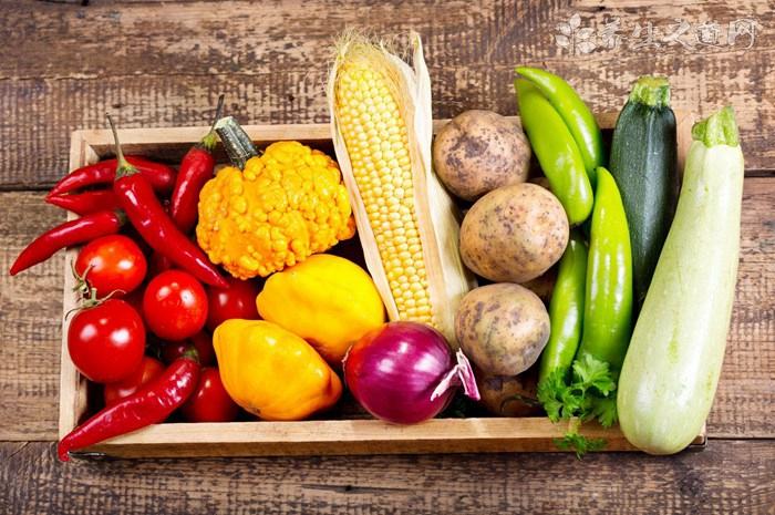 十月吃七种蔬菜最养生