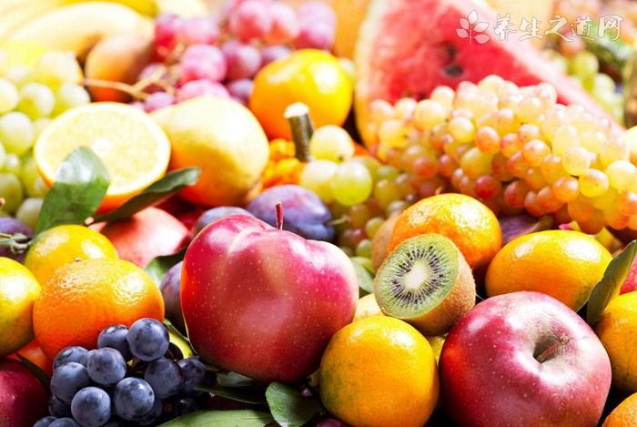 日常吃12种水果对肝好