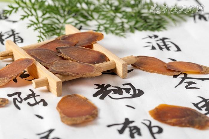 16种补肾茶配方大揭秘