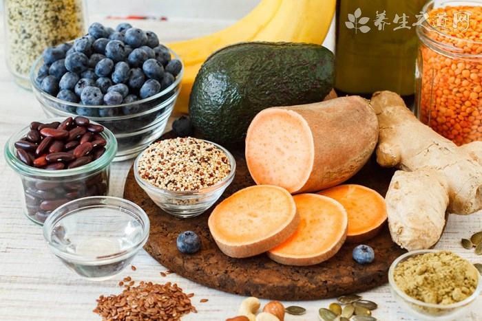 对肝脏有益的七类食物