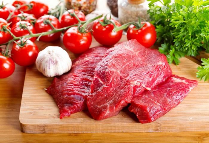 膳食指导 4种食物不宜和猪肉同食