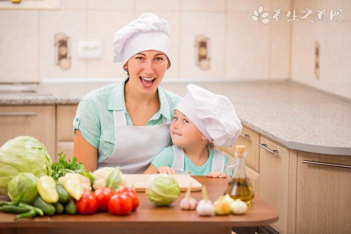 让食物变身孩子的早教玩具 提升智力从食物开始